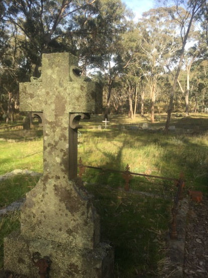 Chinese Cemetery Vaughan Springs