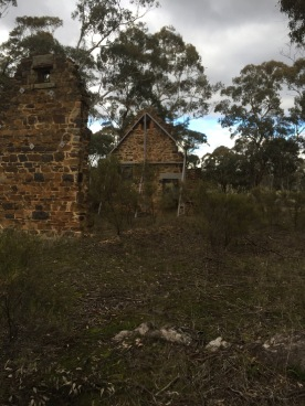 Gower School Ruins