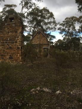 Gower School Ruins