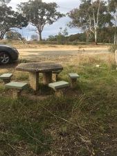 Faraday Roadside Stop