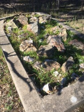 Unknown Miner's Grave 1850-1864