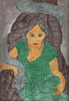 Self Portraiture - An Enchantress