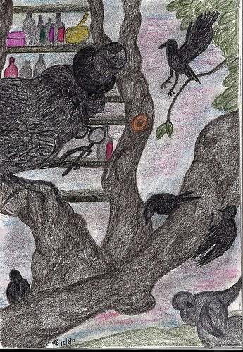 Raven Medicine Woman