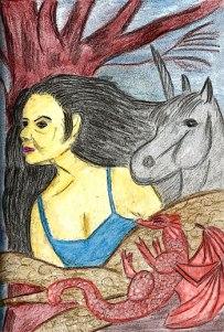 Self Portraiture - The Enchantress