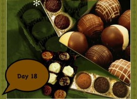 Choose a chocolate and discover creative activities