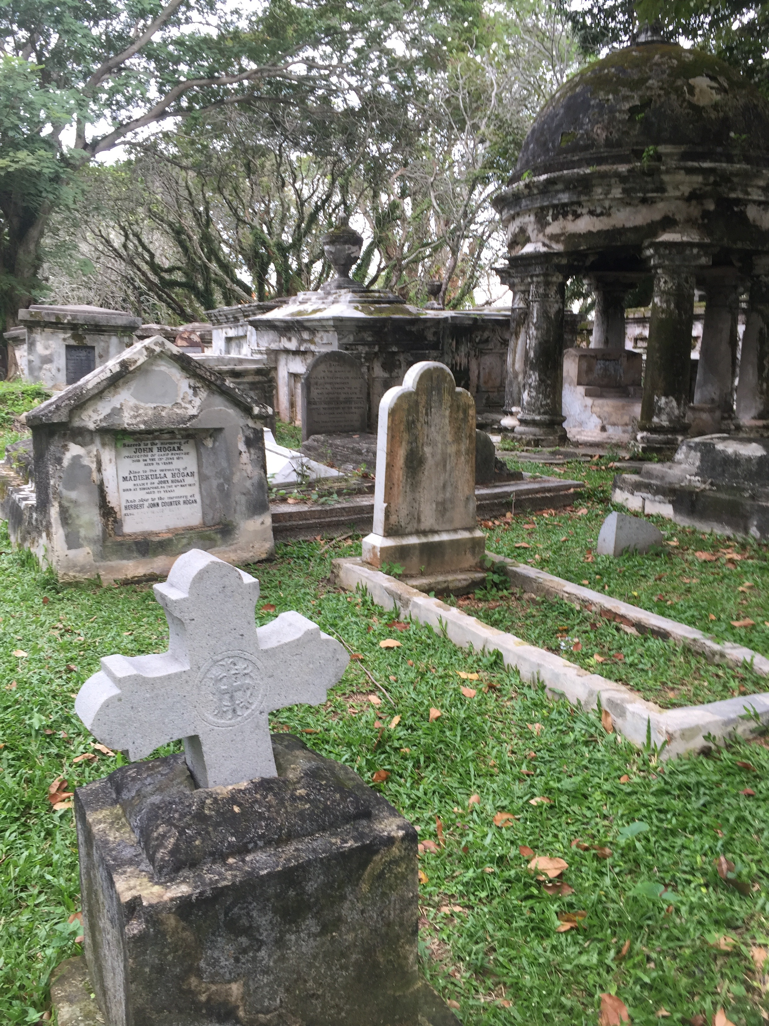 Georgetown Headstone History