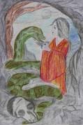 Self Portraiture - Mistress of Serpents