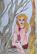 Self Portrait - Up the Faraway Tree