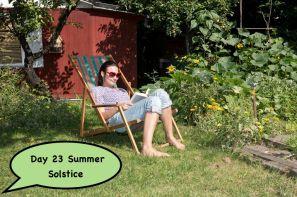 Celebrating Summer Solstice