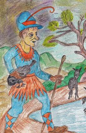 The Lemurian Giant