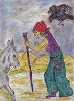 Spirit Guides on Lemurian Road