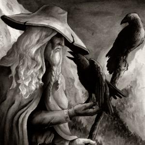 odin-with-ravens