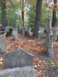 Prague Cemeteries - Old Jewish